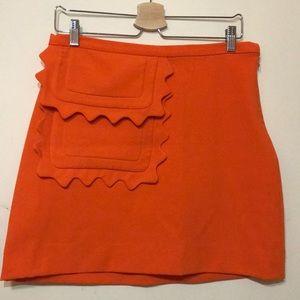 Victoria Beckham miniskirt